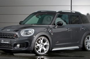 BB Automobiltechnik Mini Countryman S Tuning 2017 3 310x205 B&B Automobiltechnik Mini Countryman S mit 275PS & 385NM