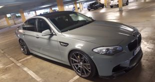 BMW 5er F10 Advance AV4.0 Felgen M5 Bodykit Tuning 1 310x165 Dezent   BMW 5er F10 auf Advance AV4.0 Felgen in 21 Zoll