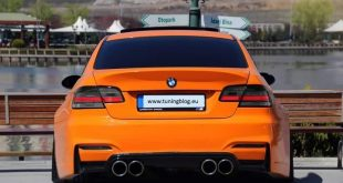 BMW E92 M3 widebody tuning Orange 310x165 Widebody BMW E92 M3 Coupe in Orange by tuningblog.eu