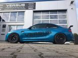 BMW M2 F87 Coupe Chiptuning Versus Performance 5 155x116 Versus Performance   BMW M2 F87 Coupe mit 480PS & 630NM