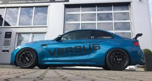 BMW M2 F87 Coupe Chiptuning Versus Performance 5 310x165 1:08,2 Minuten! Versus Performance BMW M2 in Hockenheim