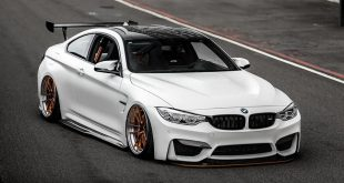 BMW M4 F82 GTS Coupe Airride Accuair Rotiform SFO Tuning 1 310x165 Schick   BMW M4 F82 GTS mit iND Parts & Vossen Wheels