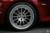 BMW Z3 M Coupe HRE Classic 300 Felgen Tuning 2 190x127 Klassiker   BMW Z3 M Coupe auf HRE Classic 300 Felgen