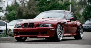 BMW Z3 M Coupe HRE Classic 300 Felgen Tuning 4 310x165 Performance Technic Inc. BMW M3 F80 in Frozen Red