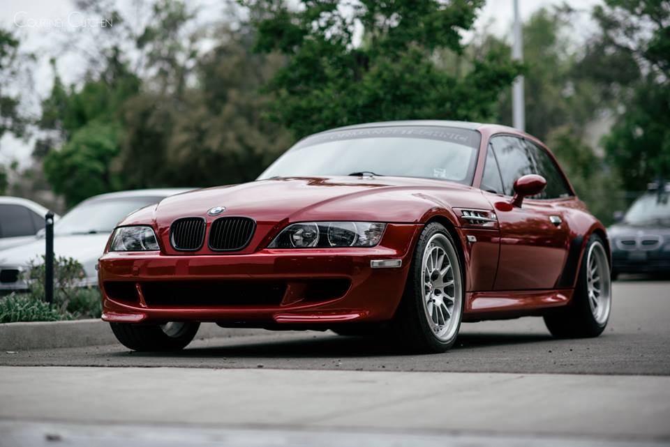 Classic Bmw M Coupe Z3 On Hre Classic 300 Wheels Tuningblog Eu