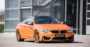 Chiptuning BMW M4 F82 Evo V4 G Power Tuning 1 310x165 600 PS im BMW M4 Sondermodell CS vom Tuner G Power