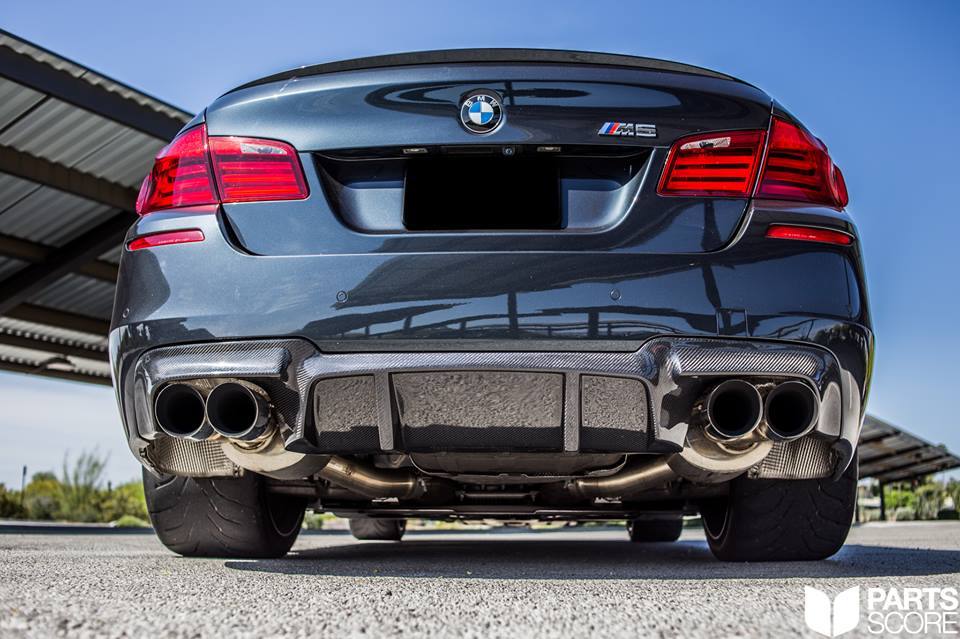 Chiptuning RW Carbon Bodykit BMW M5 F10 Rotiform KPS 2 700PS & Carbon Bodykit am BMW M5 F10 von Parts Score