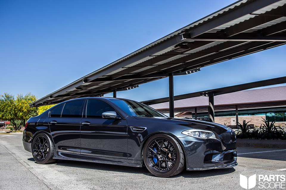 Chiptuning RW Carbon Bodykit BMW M5 F10 Rotiform KPS 6 700PS & Carbon Bodykit am BMW M5 F10 von Parts Score