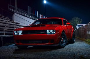 Dodge Challenger SRT Demon 2017 Tuning 32 310x205 Dodge Challenger SRT Demon   Feuerstuhl mit 852PS