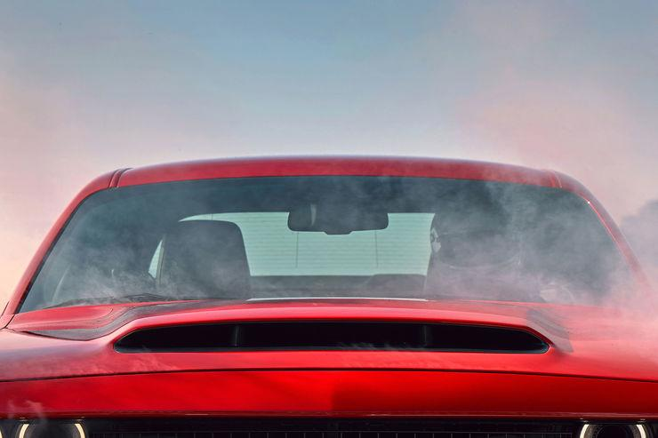 Dodge Challenger SRT Demon 2017 Tuning 5 Geplant: Hennessey Performance Dodge Challenger Demon HPE1500