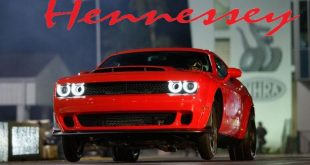 Dodge Challenger SRT Demon 2017 Tuning Hennessey 310x165 Oberhammer: Edge Customs Dodge Challenger SRT Demon