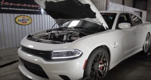 Dodge Charger Hellcat HPE1000 Hennessey Tuning 1 310x165 Downsizing? Hennessey Performance HPE1200 Dodge Demon