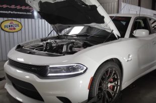 Dodge Charger Hellcat HPE1000 Hennessey Tuning 1 310x205 Jetzt auch im Dodge Charger Hellcat   HPE1000 Kit by Hennessey