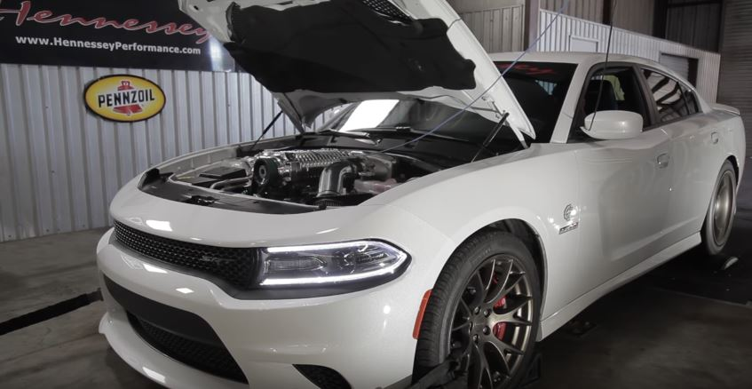 Dodge Charger Hellcat HPE1000 Hennessey Tuning 1 Jetzt auch im Dodge Charger Hellcat   HPE1000 Kit by Hennessey