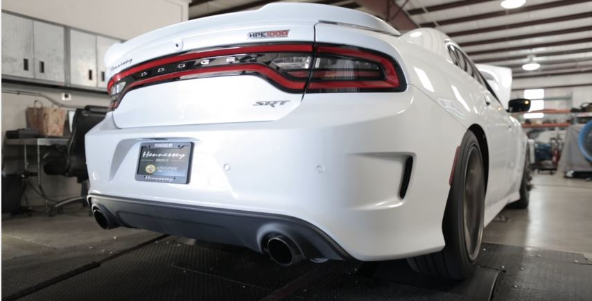 Dodge Charger Hellcat HPE1000 Hennessey Tuning 4 Jetzt auch im Dodge Charger Hellcat   HPE1000 Kit by Hennessey