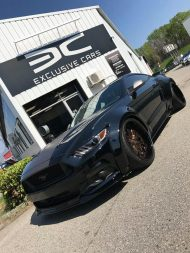 Exclusive cars Widebody Ford Mustang GT 21 Zoll Tuning 12 190x253 Exclusive cars   Widebody Ford Mustang GT auf 21 Zoll