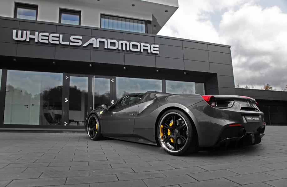 Wheels And More >> Long Live The Turbo Ferrari 488 Gts Triple Seven By
