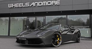 Ferrari 488 GTS Spyder Triple Seven Wheelsandmore 2017 Tuning 7 310x165 Auf den Spuren der Supersportler   820PS Audi RS7 by WAM
