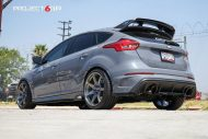 Ford Focus RS 2017 Mountune Project 6GR Tuning 6 190x127 Ford Focus RS mit Mountune Parts & Project 6GR Felgen