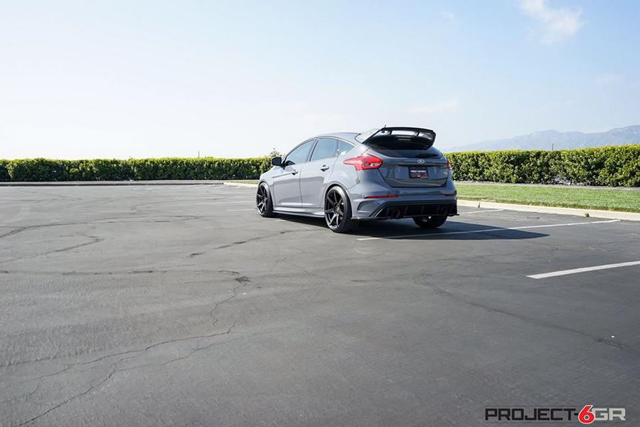 Ford Focus Rs Mountune Parts Project 6gr Rims Tuning 1