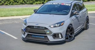 Ford Focus RS Mountune Parts Project 6GR Felgen Tuning 14 310x165 Verrückt   Widebody Ford Mustang auf Project 6GR Alu's