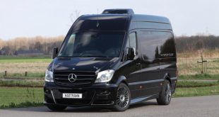 Hartmann Vansports Mercedes Sprinter 2017 Tuning 1 310x165 VP GraVity   SUV Look an der Mercedes V Klasse (W447)