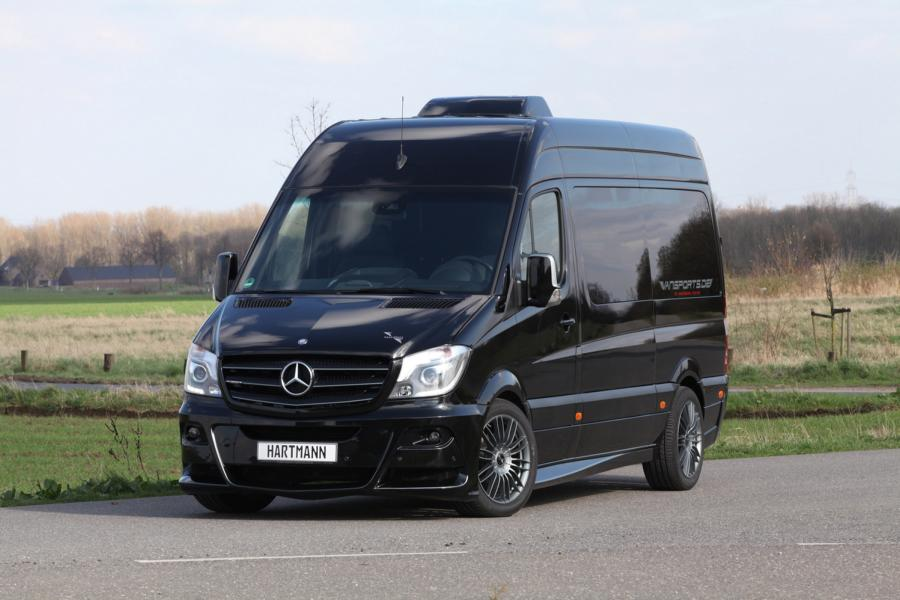steam in vacanza - hartmann vansports mercedes sprinter