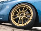 KW Variante 3 Chiptuning BBS 10.00x19 BMW M2 F87 Coupe Tuning 10 135x101 KW Variante 3 & goldene BBS Alu's am BMW M2 F87 Coupe