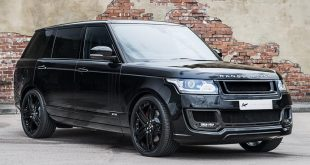 Kahn Design Range Rover 4.4 SDV8 Autobiography LWB LE Tuning 2017 6 310x165 Luftiges Monster   Kahn Design Flying Huntsman 6x6 Soft Top