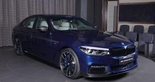 M Performance Parts BMW 5er G30 Mediterran Blau Tuning 2017 3 310x165 Schickes BMW 430i Gran Coupe mit M Performance Parts