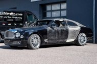 Mcchip DKR Bentley Mulsanne Coupe Umbau Tuning 7 1 190x127 Vorschau: Mcchip DKR Bentley Mulsanne Coupe Umbau