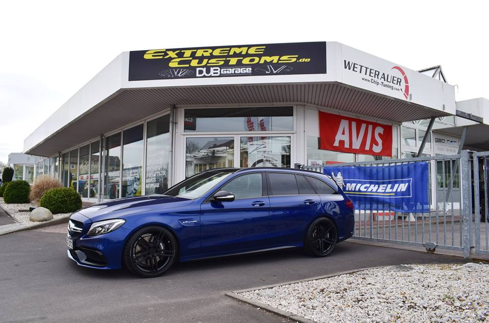 mercedes amg c63 t modell s205 yido ff1 felgen kw federn. Black Bedroom Furniture Sets. Home Design Ideas