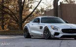 Mercedes Benz AMG GTS PD800GT ADV10.0 Tuning Widebody Renntech Weistec 21 155x97 Mercedes Benz AMG GTS Ghost by Auto Art aus Illionois