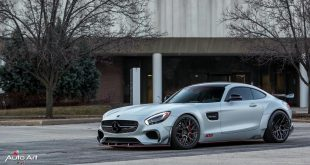 Mercedes Benz AMG GTS PD800GT ADV10.0 Tuning Widebody Renntech Weistec 30 310x165 Mercedes Benz AMG GTS Ghost by Auto Art aus Illionois