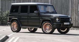 Mercedes Benz G63 AMG 22 Zoll Vellano VFP Felgen Tuning 1 310x165 720 PS ONYX G7 Widebody Mercedes Benz G63 AMG