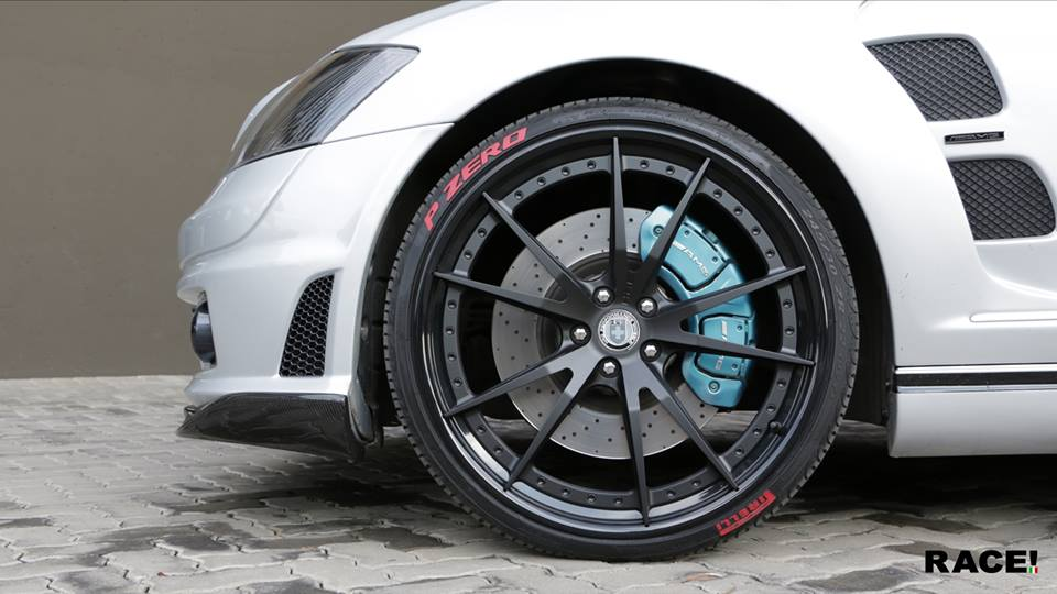 Mercedes Benz S65 AMG W211 HRE S204 Tuning 5 RACE! South Africa Mercedes Benz S65 AMG auf HRE Alu's