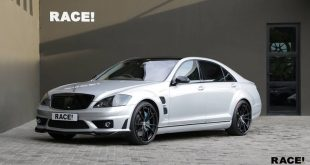 Mercedes Benz S65 AMG W211 HRE S204 Tuning 6 310x165 RACE! South Africa Mercedes Benz S65 AMG auf HRE Alu's