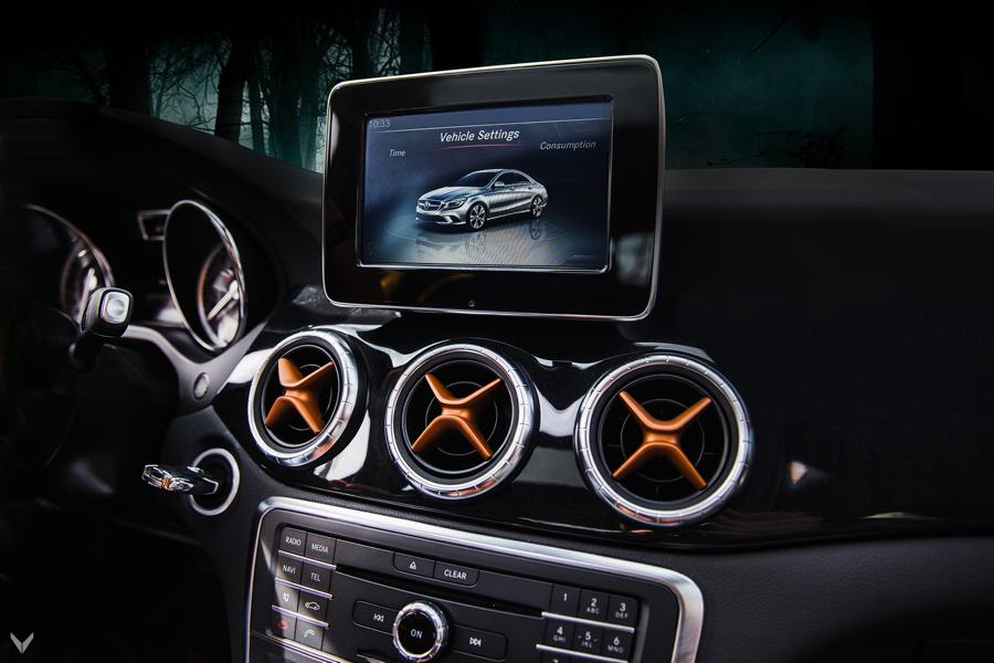 mercedes cla 250 vilner interieur tuning 16 magazin. Black Bedroom Furniture Sets. Home Design Ideas