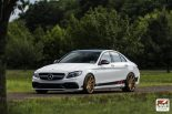 Mercedes W205 AMG C63 S Edition 1 Tunig 2 155x103 AWE Tuning   Project Mercedes W205 AMG C63 S Edition 1