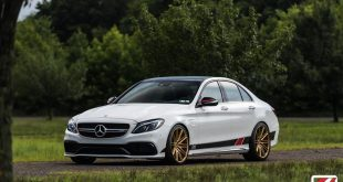 Mercedes W205 AMG C63 S Edition 1 Tunig 2 310x165 Krasse Optik   Mercedes C300 W205 von BEST Performance