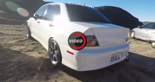 Mitsubishi Evolution VIII Tuning 310x165 Video: Test   650 PS am Rad im Mitsubishi Evolution VIII