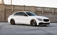 Mode Carbon Mercedes Benz W205 C63S AMG Bodykit Tuning 6 190x119 Mode Carbon Mercedes Benz W205 C63S AMG Limousine