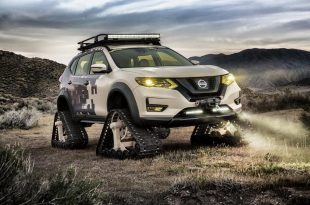 Nissan Rogue Trail Warrior Project 2017 1 310x205 Alles was geht   2017 Nissan Rogue Trail Warrior Project