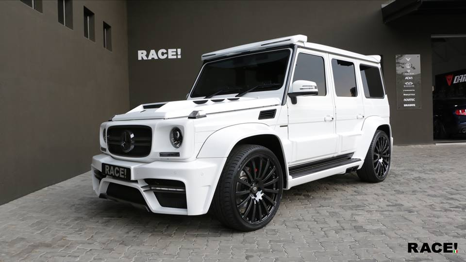 more is not - onyx g7 widebody mercedes amg g63