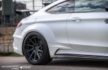 PD65CC Widebody Aerodynamik Kit Mercedes C205 Coupe PD5 Tuning 2 155x101 PD65CC Widebody Aerodynamik Kit am Mercedes C205 Coupe