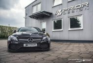PD65CC Widebody Aerodynamik Kit Mercedes C205 Coupe Tuning 2017 Prior Design 10 190x129 PD65CC Widebody Aerodynamik Kit am Mercedes C205 Coupe
