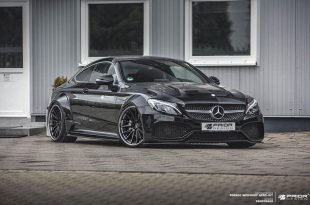PD65CC Widebody Aerodynamik Kit Mercedes C205 Coupe Tuning 2017 Prior Design 12 310x205 PD65CC Widebody Aerodynamik Kit am Mercedes C205 Coupe