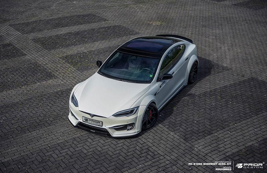 Prior-Design PD-S1000 Widebody Tesla Model S Tuning (11)