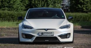 Prior Design PD S1000 Widebody Tesla Model S Tuning 4 310x165 Tesla Model S mit Prior Design PD S1000 Bodykit & PD5 Alu's