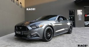 RACE South Africa Ford Mustang GT Folierung Tuning 7 310x165 Dezent verändert   RACE! South Africa FORD Mustang GT 5.0